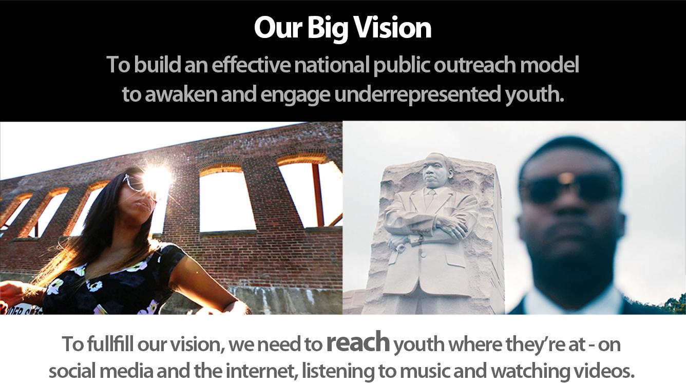 Public Outreach - big vision